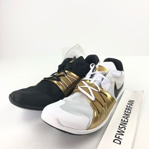f87c7b15f Nike Zoom XC 5 Cross Country Spikes Gold Medal